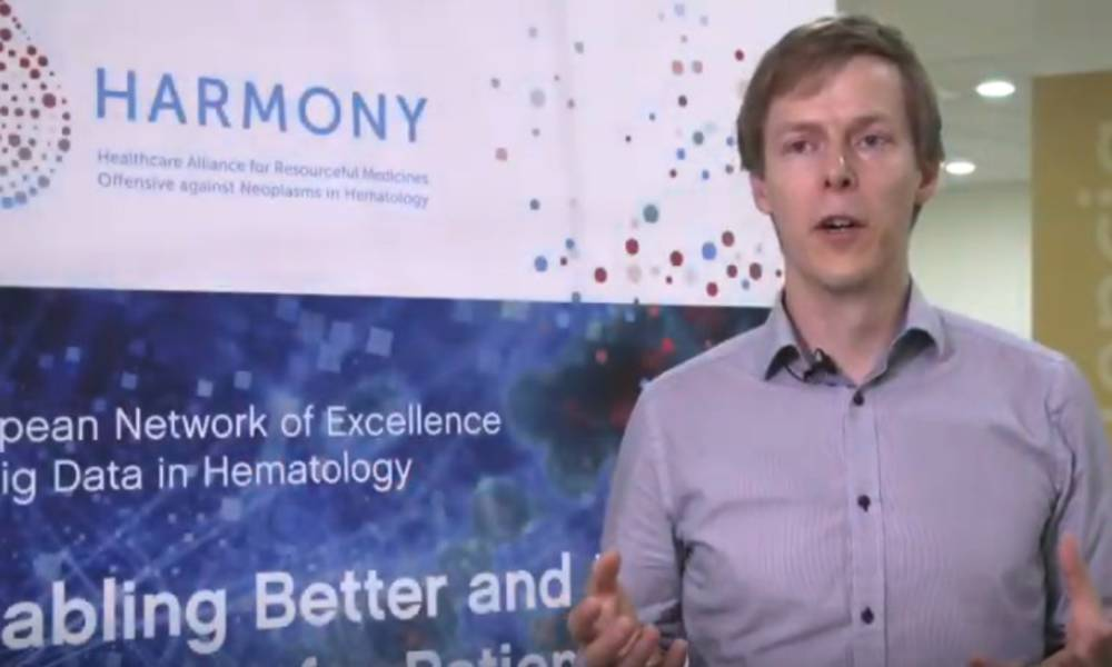 Henrik Edgren, Medisapiens, HARMONY Partner, explains how the data is analyzed
