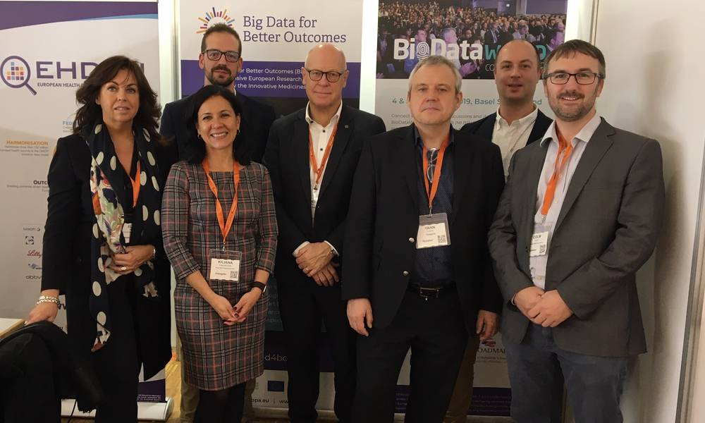 Highlights from BioData World 2019: successful collaboration of the IMI Big Data projects