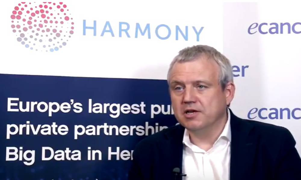 Listen to the interview with Yann Guillevic, Celgene HARMONY Partner
