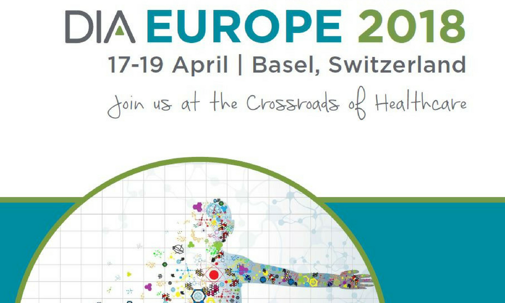 BD4BO participating in DIA Europe 2018: Has the Time for Big/Real World Data Finally Arrived?