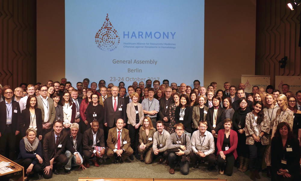 Valuable Interactions at the 2nd HARMONY General Assembly on 23 and 24 October in Berlin, Germany