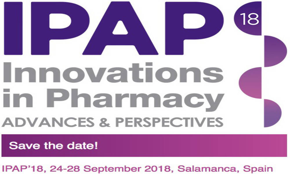 HARMONY participates in IPAP'18: 1st World Congress of Faculties of Pharmacy