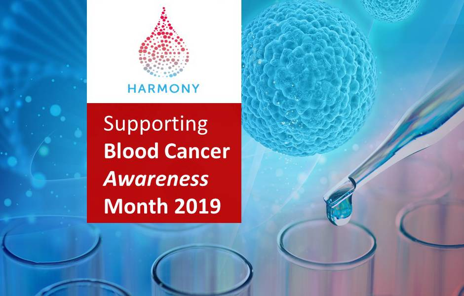 September 2019: Supporting Blood cancer awareness month!