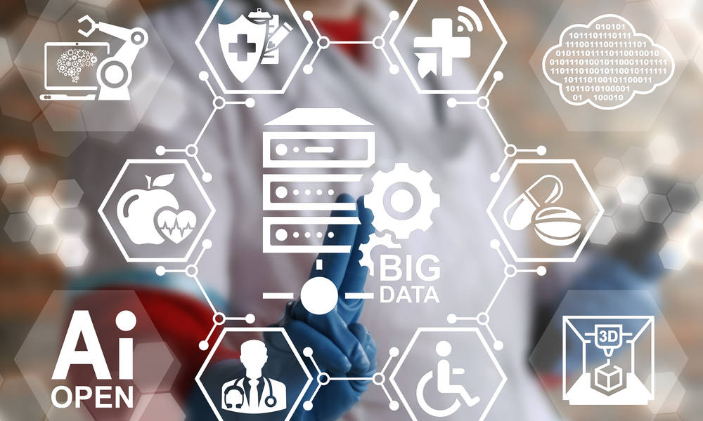 Big data analytics in healthcare comes with many challenges, including security, visualization, and a number of data integrity concerns.