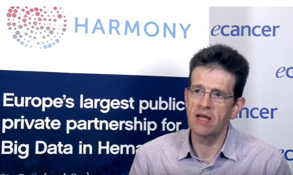 Listen to the interview with Prof Anthony Moorman, Newcastle University, HARMONY Partner