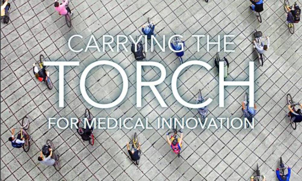 New IMI brochure 'Carry the torch' highlighting impacts of IMI projects