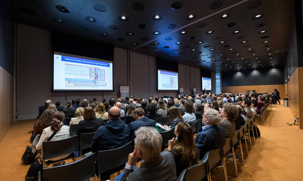 Highlights HARMONY participation in the 24th Annual Congress of the European Hematology Association