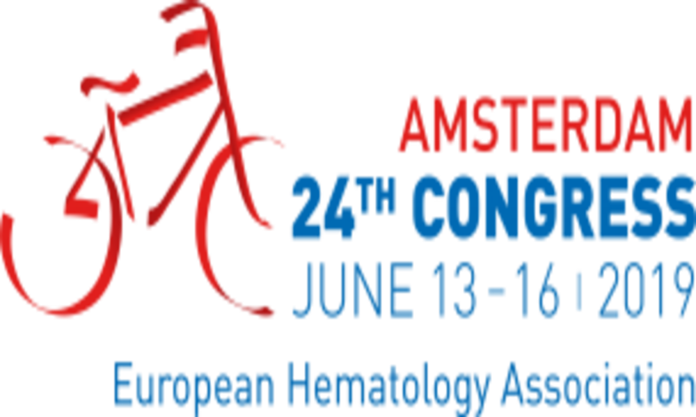 Let's meet in Amsterdam at the 24th Annual Congress of the European Hematology Association.