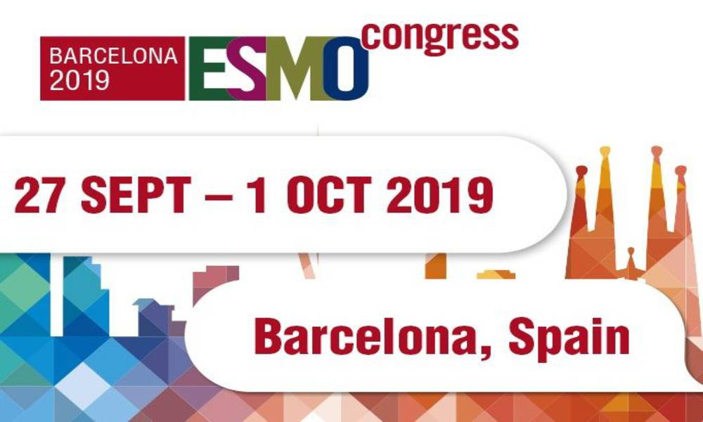 HARMONY Partners present at ESMO 2019 congress