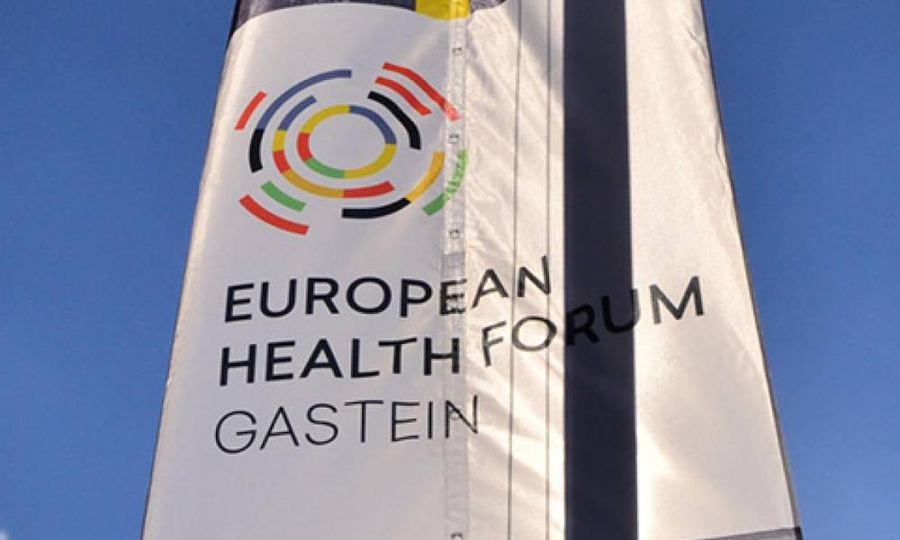 BD4BO organizes workshop at the European Health Forum Gastein 2018