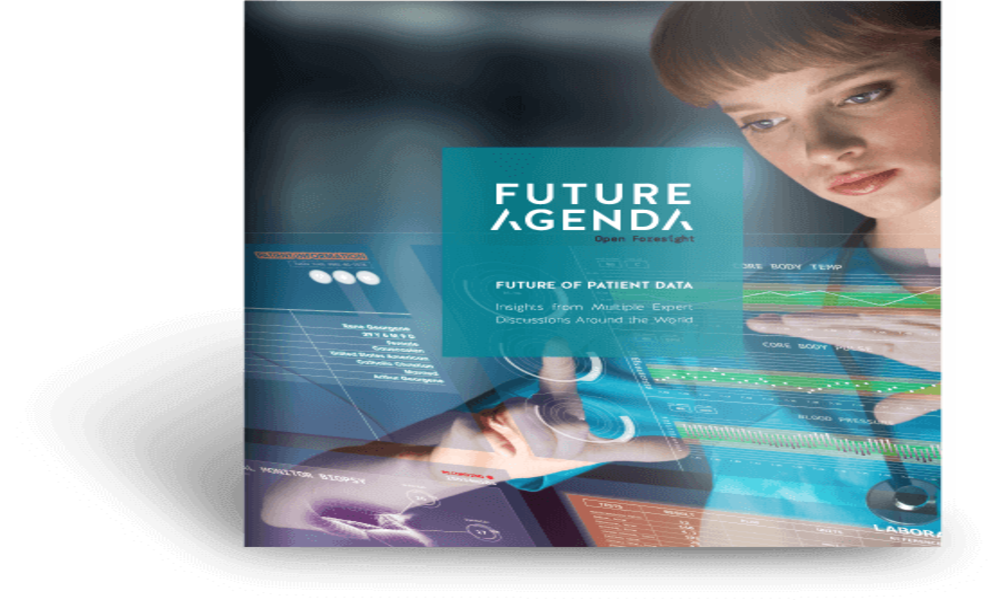 Future Data Open Foresight published report called the Future of Patient Data