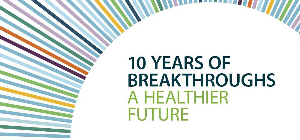 IMI: 10 years of transforming medical research