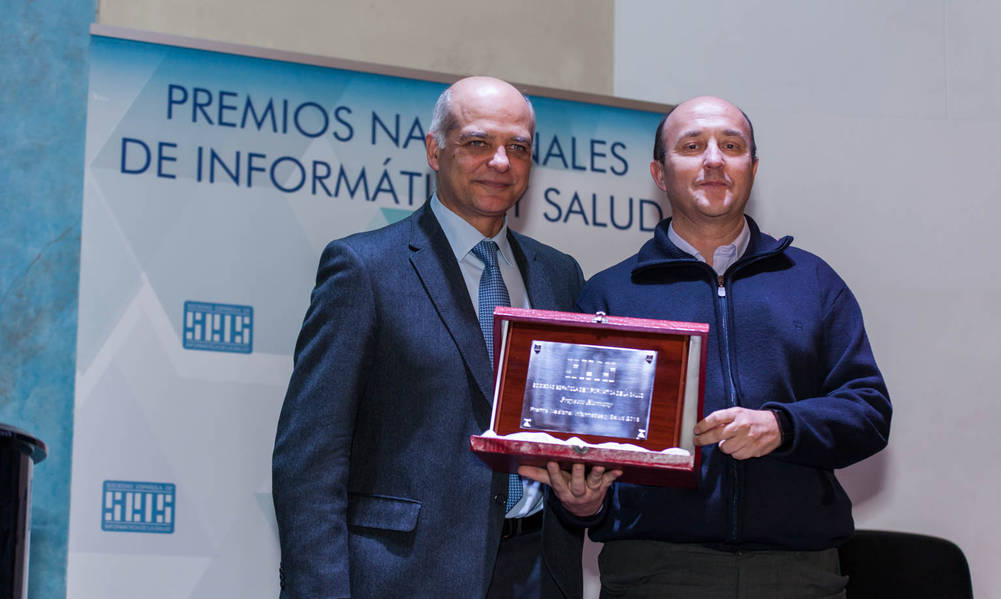 HARMONY Receives Prize Awarded by the Spanish Health Informatics Society