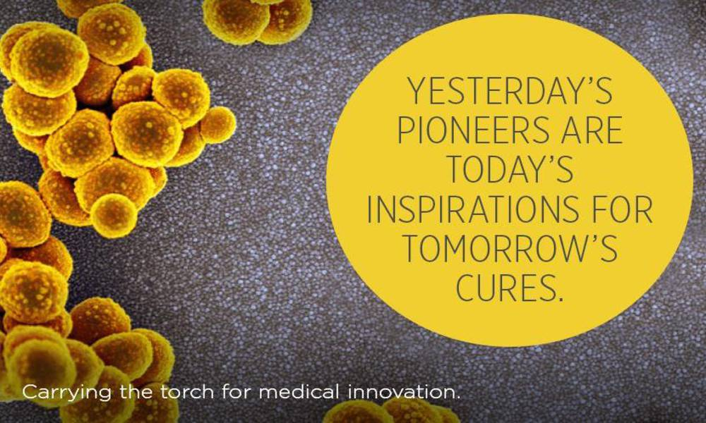 The Innovative Medicines Initiative - carrying the torch for medical innovation.