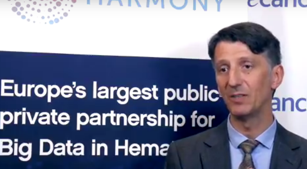 Listen to the interview with Prof Ghia, European Research Initiative on CLL, explaining what the CLL component in HARMONY is about