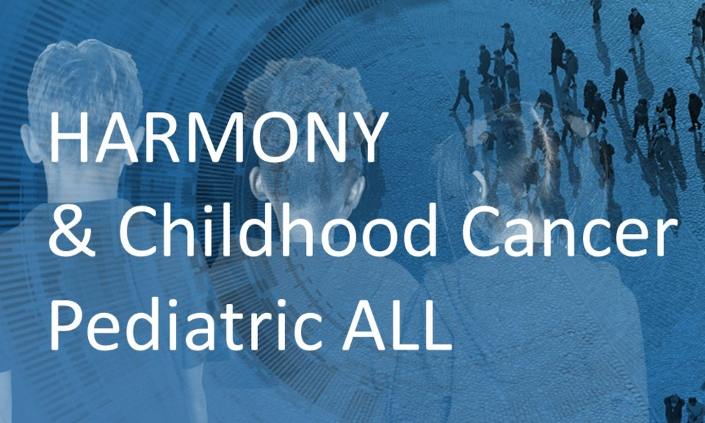 Towards curing pediatric ALL with less chemotherapy. HARMONY presenting at CCI Europe Conference 2021/SIOPE annual meeting.