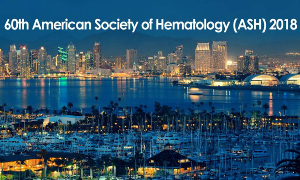 HARMONY at ASH2018: the 60th Annual Meeting of the American Society for Hematology