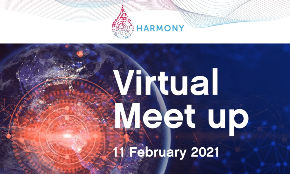 HARMONY Alliance Virtual Meet up for all HARMONY and HARMONY PLUS community members