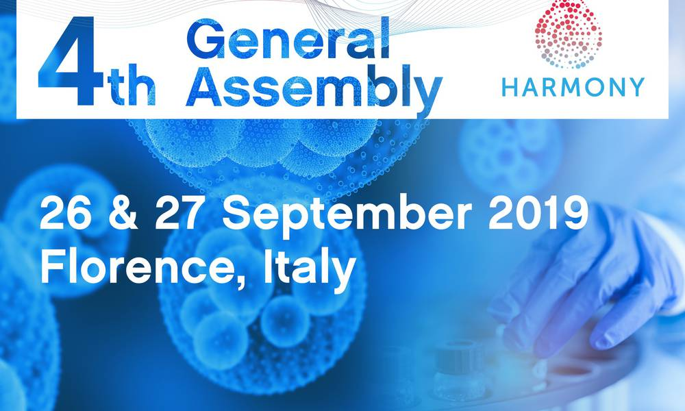 HARMONY Alliance: 4th General Assembly for Partners and Associated Members