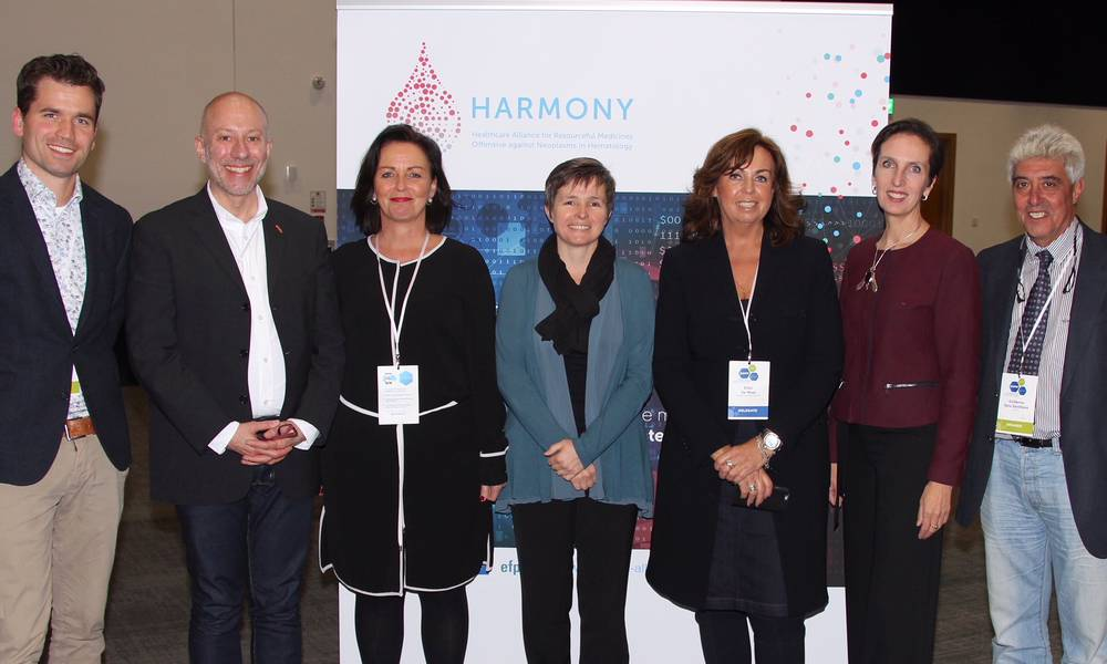 Connecting at the 1st European Alliance for Personalised Medicine Congress 2017