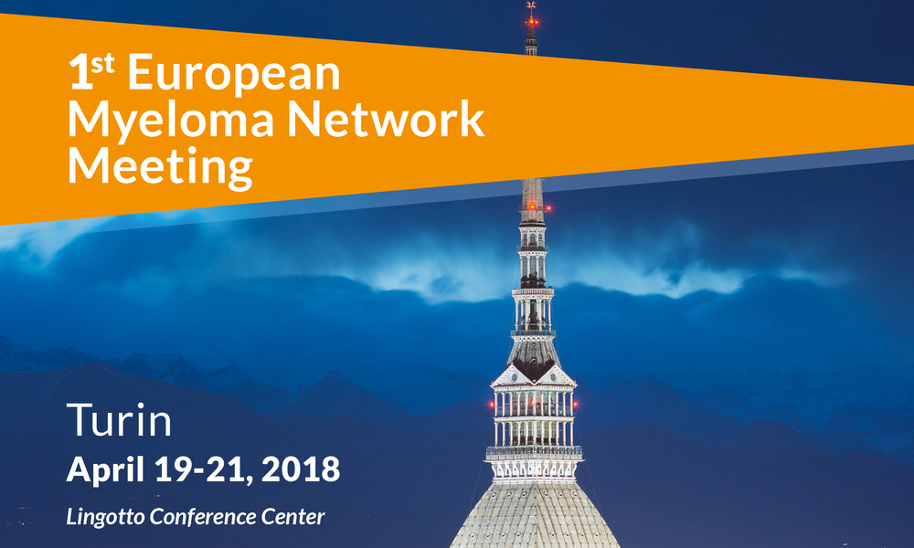 Meet HARMONY at the First European Myeloma Network Meeting