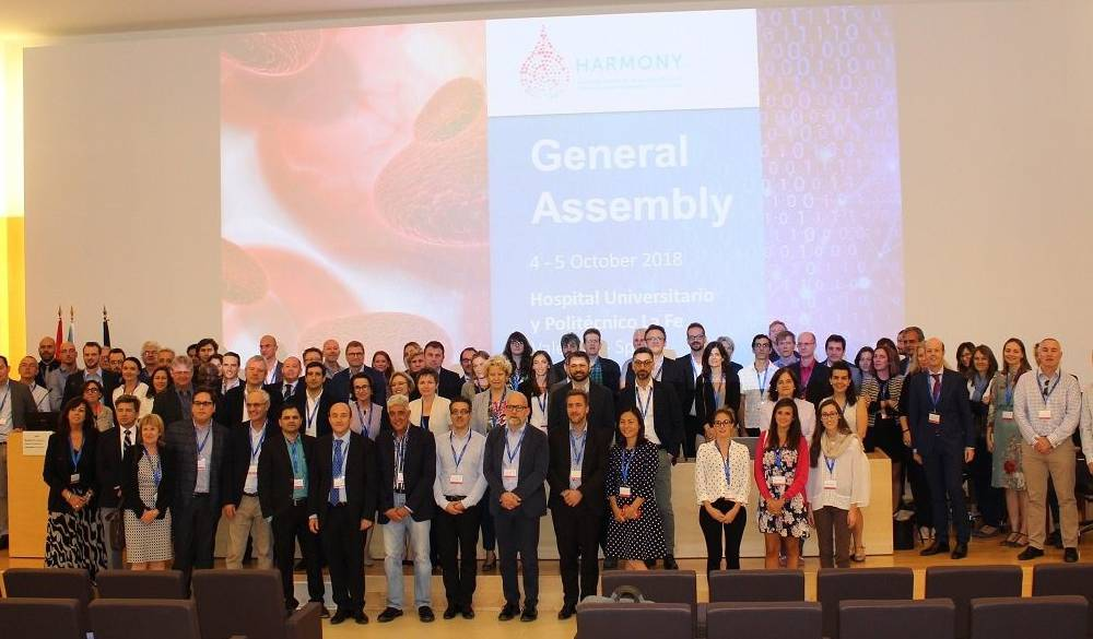Over 150 HARMONY Alliance Partners and Associated Members at the 3rd General Assembly: effective interactions.