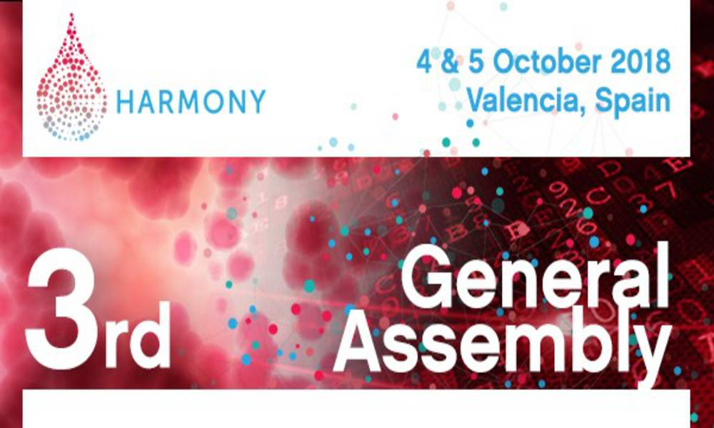 HARMONY Alliance: 3rd General Assembly for Partners and Associated Members